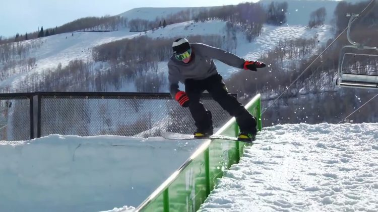 i ride park city snowboard 2013 ep6