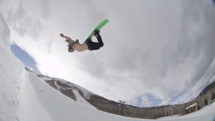 i ride park city snowboard 2014 ep6