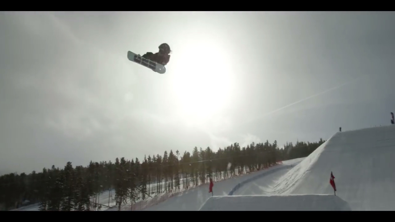 jamie anderson living the dream ep2