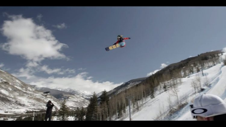 jamie anderson living the dream ep5
