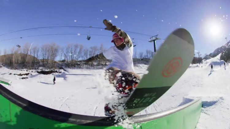 i ride park city snowboard 2015 ep3