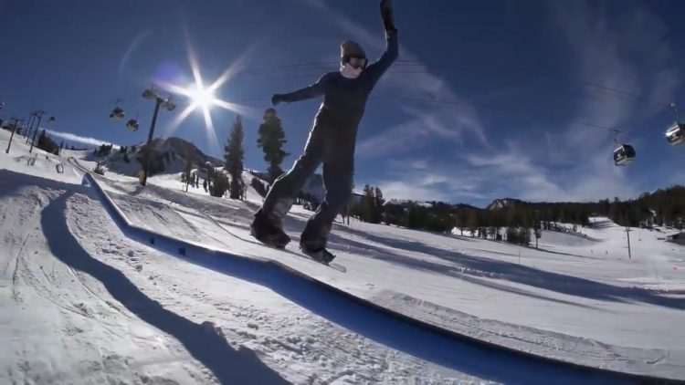 mammoth hot laps 2015 snowboard ep1