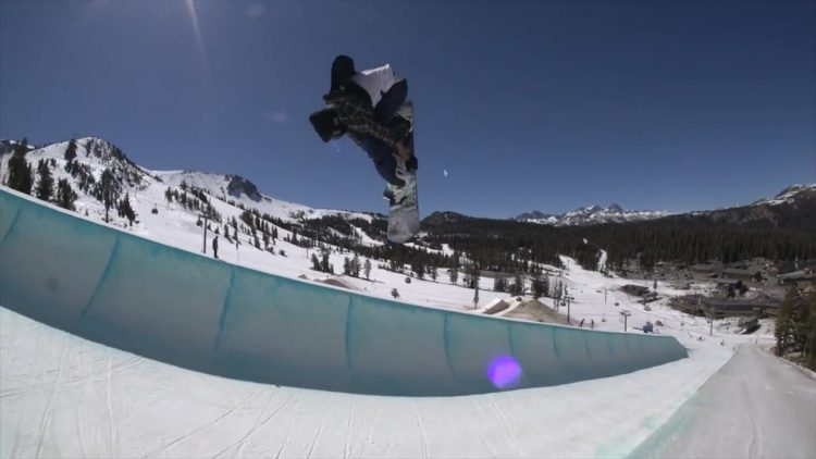 mammoth hot laps 2015 snowboard ep3