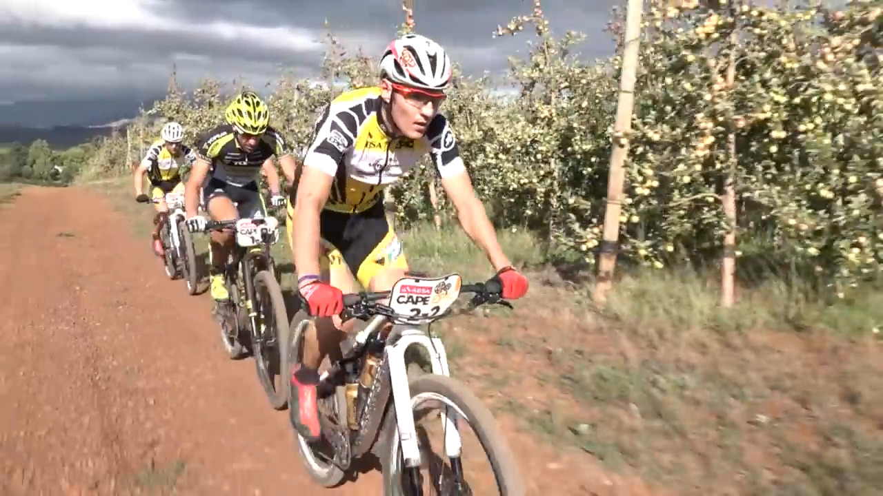 2015 absa cape epic stage 2