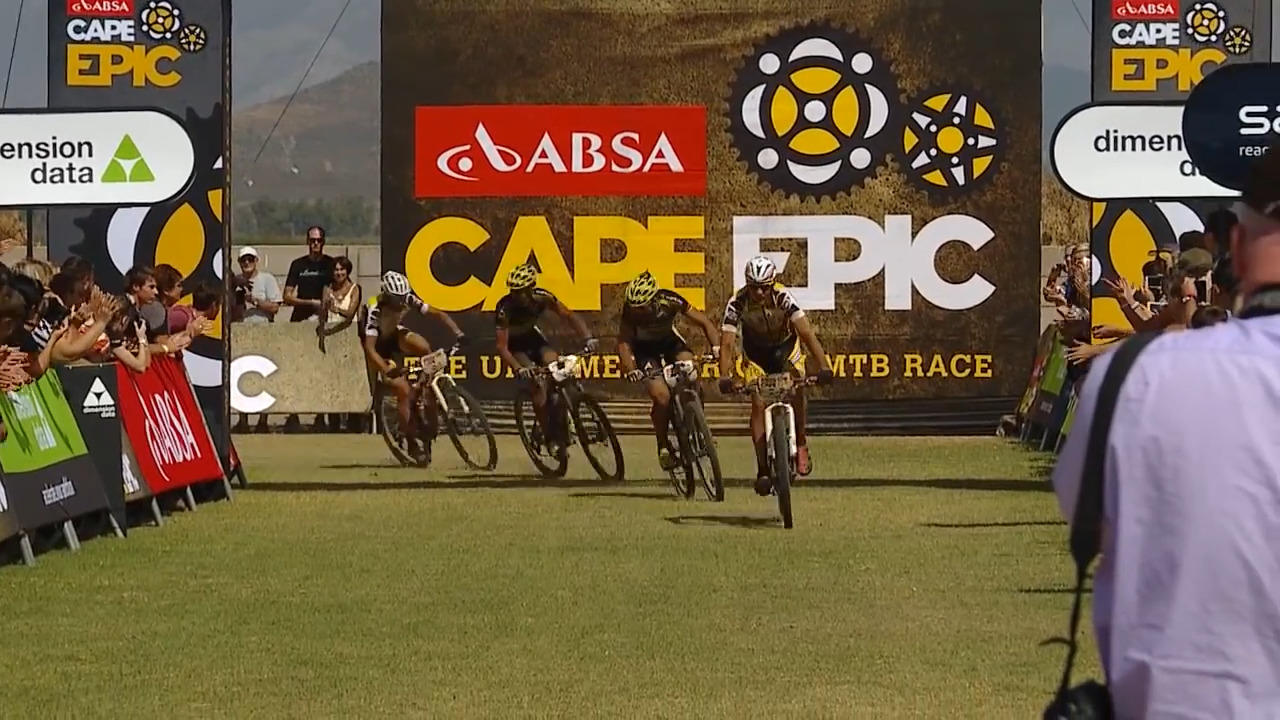 2015 absa cape epic stage 4