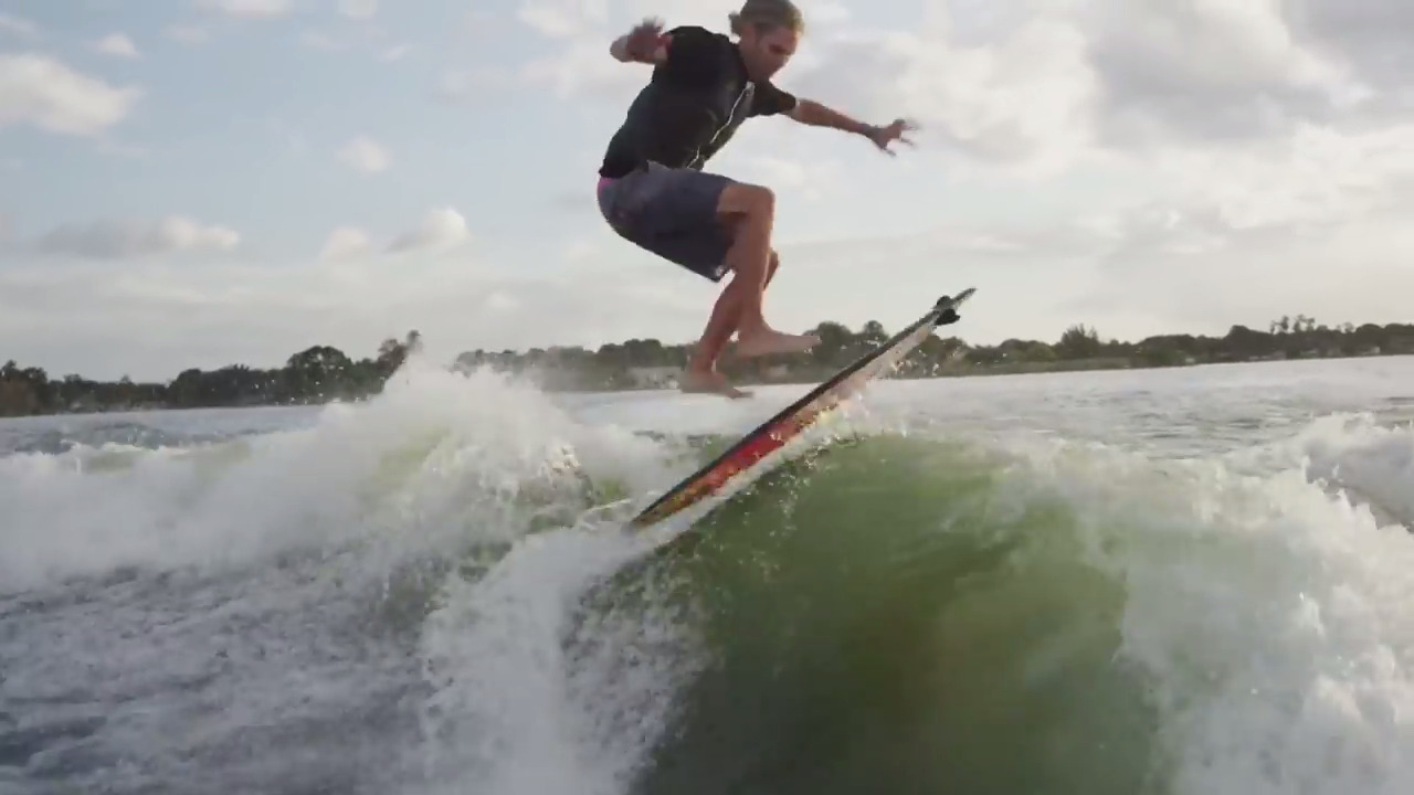 wakecation prepping to shred panama