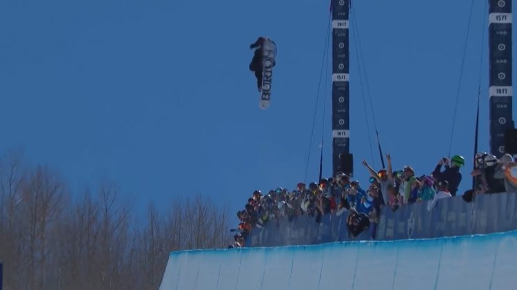 2015 burton us open halfpipe finals