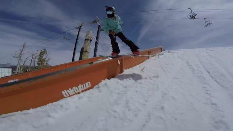 mammoth hot laps 2015 snowboard ep4
