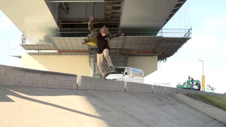 dc shoes a tour of its own japan