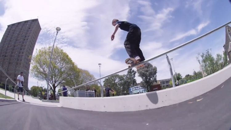 dc shoes a tour of its own australia