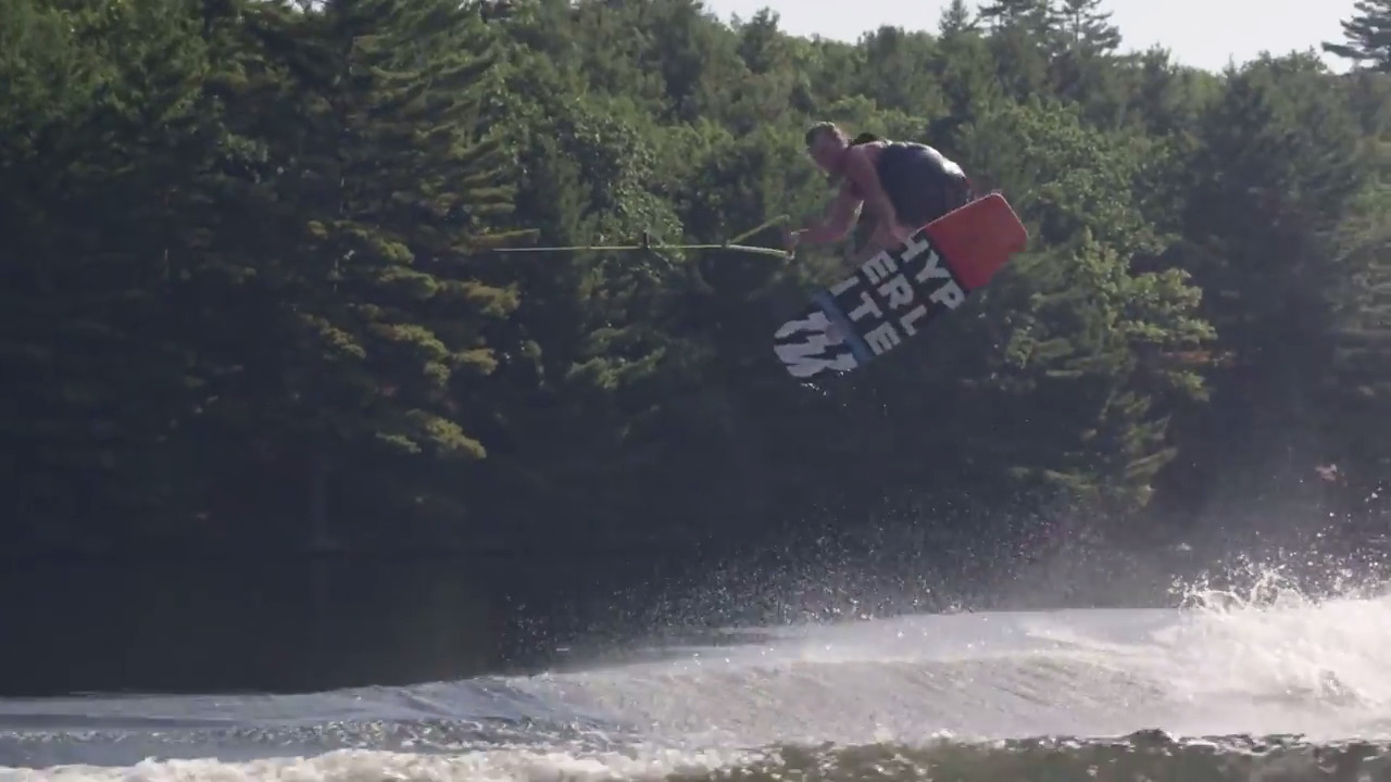 hyperlite wakeboards the gong show
