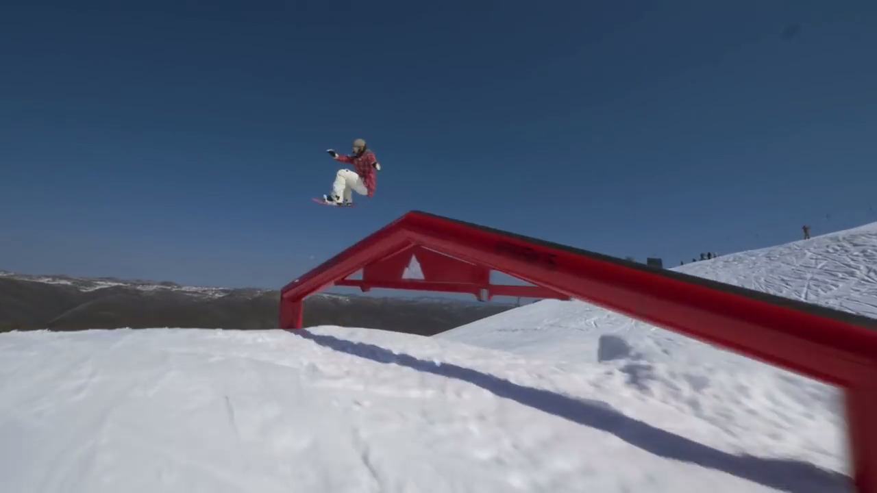 one line at thredbo resort