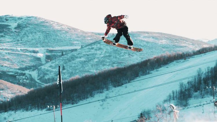 oakley sage kotsenburg park city