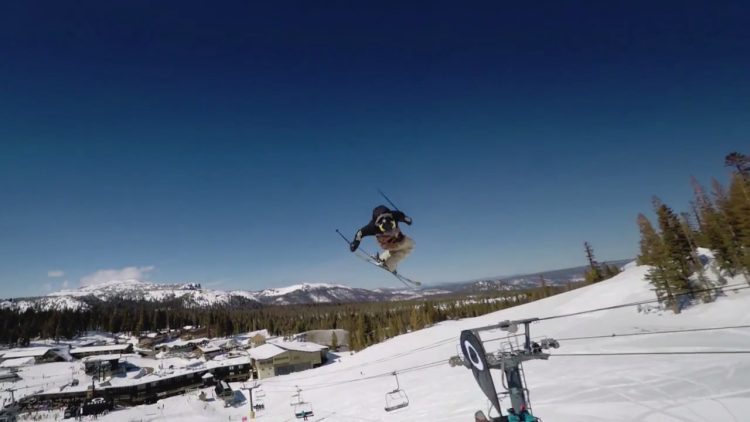 oakley one line at mammoth