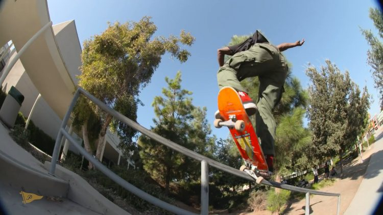 primitive skate welcome tre williams
