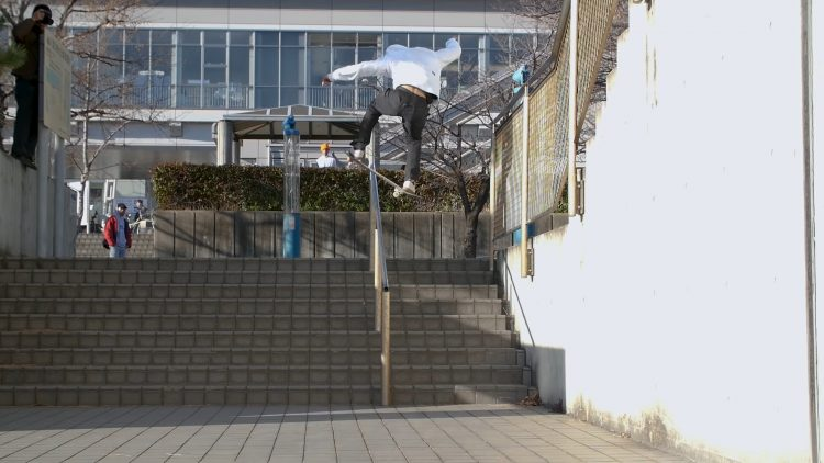 yuto horigome april skateboards