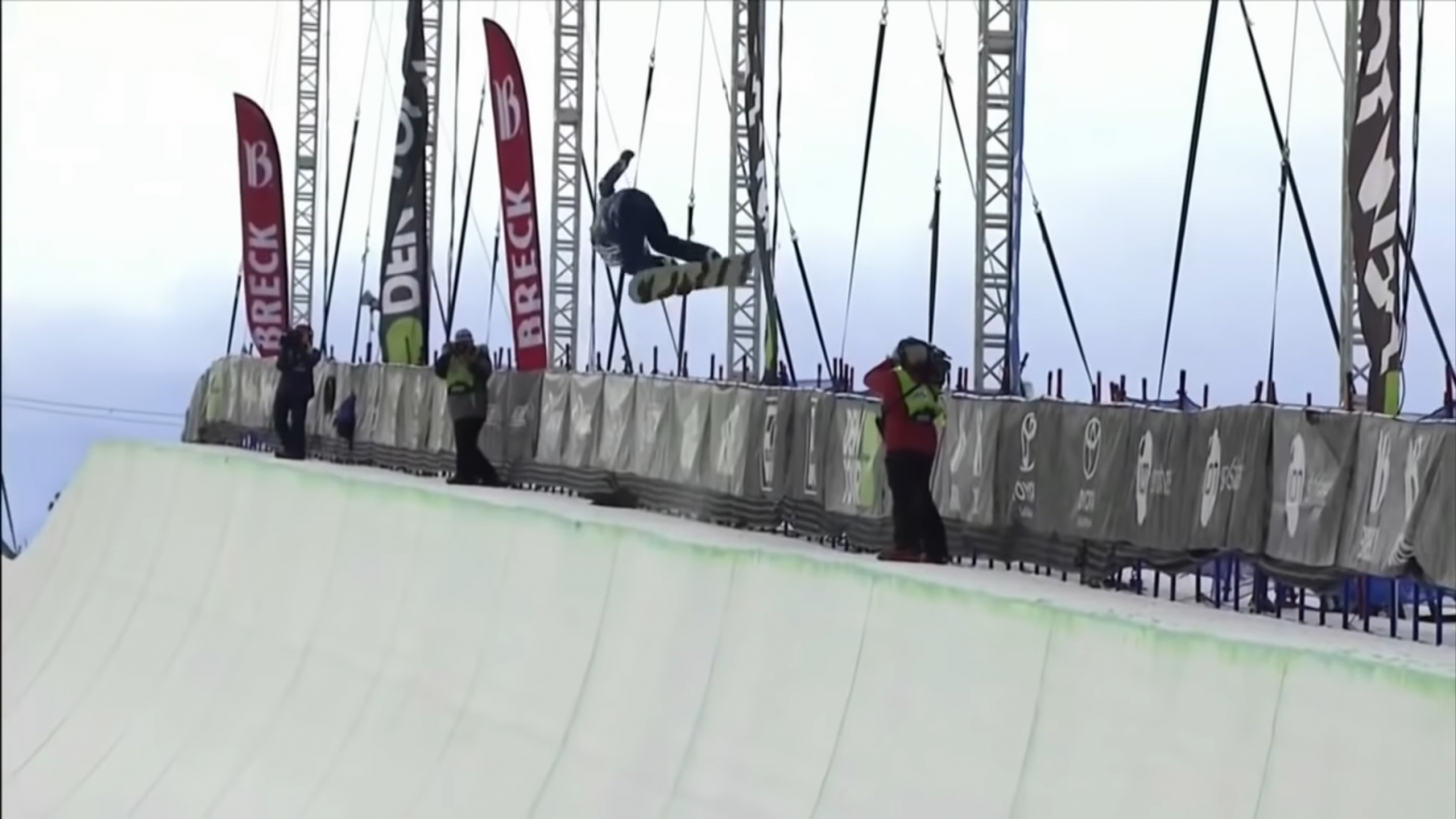 lift off story of the superpipe ep1