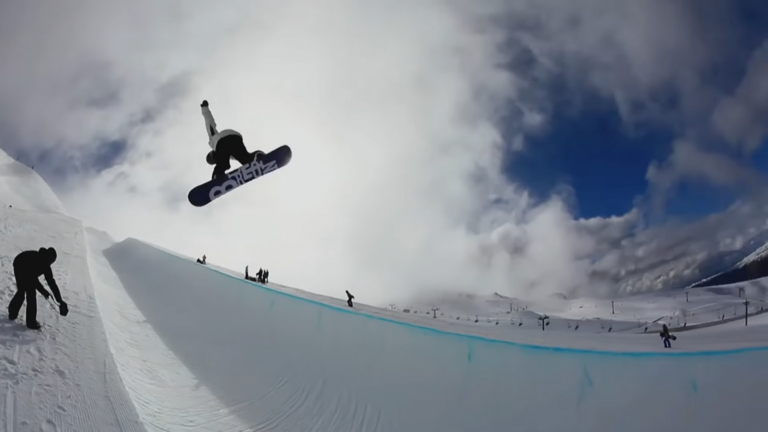 lift off story of the superpipe ep3